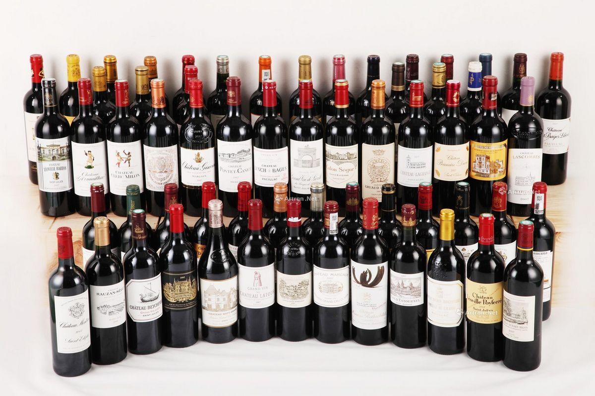 1855 2012年金玫瑰城堡红葡萄酒