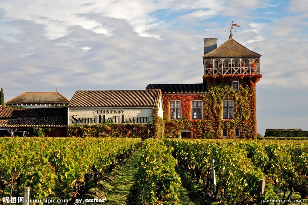 酒庄 法国波尔多产区的葡萄酒AOC/AOP等级