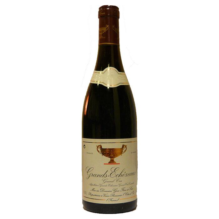 特级庄 【大金杯酒庄大依瑟索特级园干红葡萄酒Domaine Gros